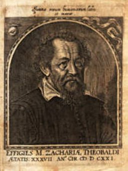 Zacharias Theobaldus