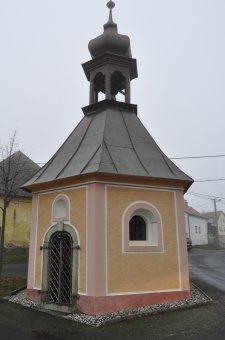 Kaplička v Draženově