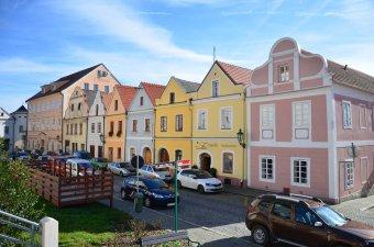 Měštanské domy v Horšovském Týně