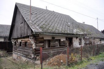 Venkovské domy v Koutu na Šumavě (eč. 3, 20, čp. 4, 74, 82, 83, 100, 101, 116, 126)