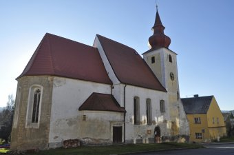 Kostel Nanebevzetí Panny Marie v Poběžovicích