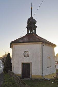 Kaple sv. Petra v Polžicích