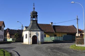 Kaple v Tlumačově