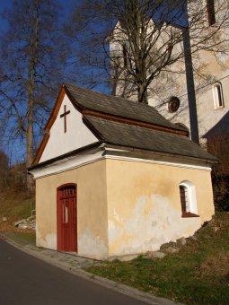 Kaple Panny Marie Klatovské v Kašperských Horách