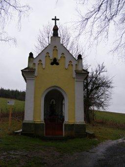 Kaple Panny Marie nad pramenem v Plánici