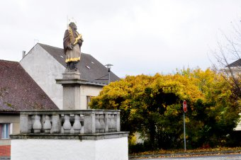 Historické jádro města Strážov