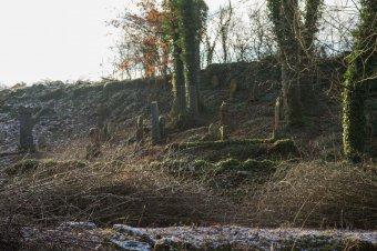 Židovský hřbitov v Blovicích