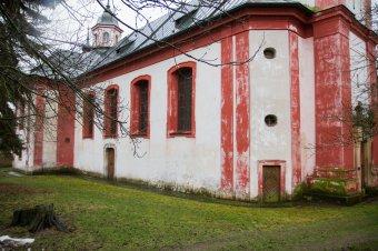 Kostel Narození Panny Marie v Chotěšově