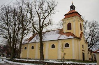 Kostel sv. Václava v Dnešicích
