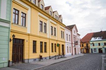 Historické jádro města Dobřany