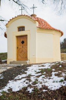 Kaple Panny Marie Pomocné v Dobřanech