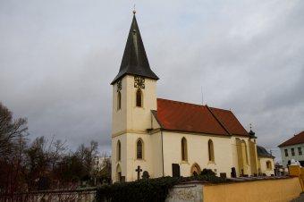 Kostel sv. Matěje v Horšicích