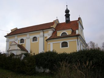 Kostel Narození Panny Marie v Kotouni