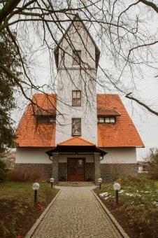 Českobratrský sbor v Merklíně