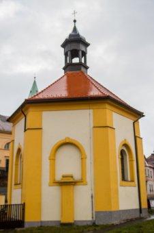 Kaple sv. Jana Nepomuckého ve Stodě