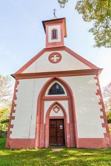 Kostel sv. Mikuláše ve Zdemyslicích
