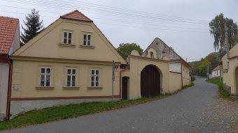 Historické jádro vsi Černice