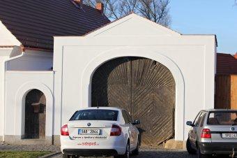 Venkovské usedlosti v Koterově (čp. 1, 5, 6, 8, 9, 24, 25, 26, 28, 29)