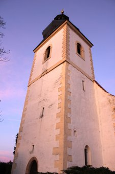 Kostel Všech svatých v Nezvěsticích