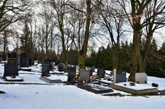 Nový židovský hřbitov v Plzni