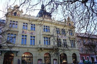 Společenský dům Měšťanská beseda (čp. 59) v Plzni-Jižním předměstí