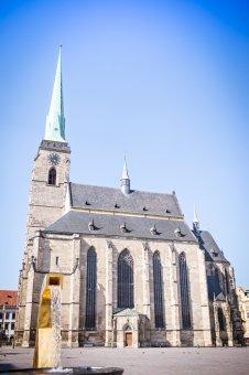 Kostel sv. Bartoloměje v Plzni