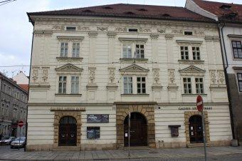 Měšťanské domy v Plzni