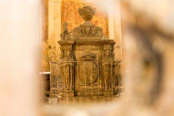 Pohřební kaple Povýšení sv. Kříže ve Šťáhlavech