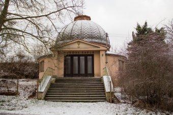 Husova kaple v Dolní Bělé