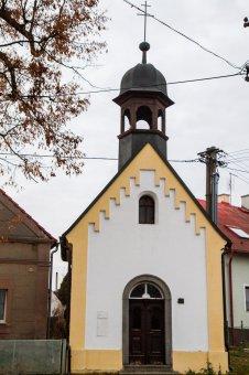 Kaplička sv. Jana Nepomuckého v Kaznějově