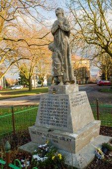 Pomník padlým v 1. sv. válce v Kozojedech