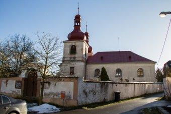 Kostel sv. Martina ve Strážišti