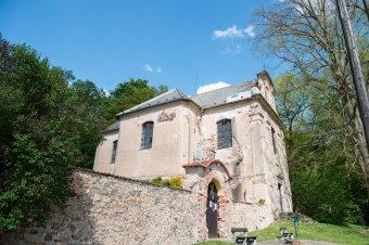Kostel sv. Petra a Pavla u Líšné