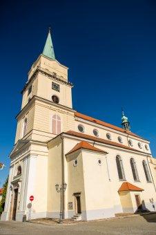 Kostel Panny Marie Sněžné v Rokycanech