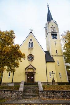 Kostel sv. Vavřince ve Stupně