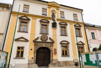 Radnice v Boru u Tachova (čp. 1)