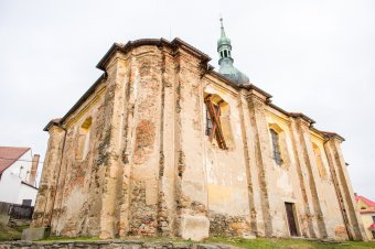 Kostel sv. Markéty v Erpužicích