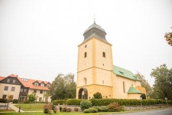 Kostel sv. Jiří v Přimdě