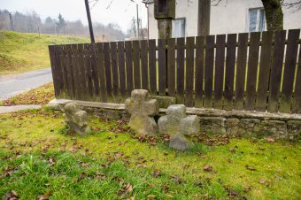 Smírčí kříže v Přimdě
