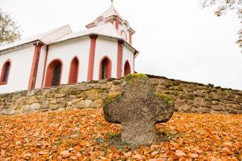 Kostel sv. Mikuláše v Prostiboři