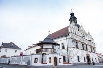Radnice ve Stříbře (čp. 1)