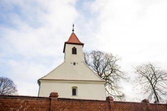 Kostel sv. Vavřince v Sulislavi