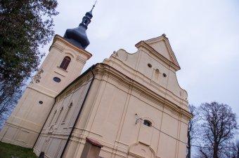 Kostel sv. Václava ve Vysokém Sedlišti